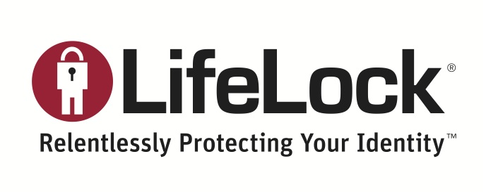 LifeLock Logo with Tagline