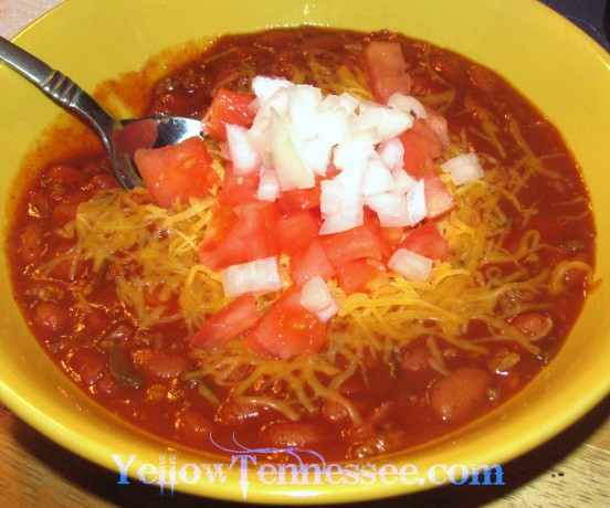 Slow Cooker Chili 2