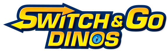 Switch and Go Dinos Logo