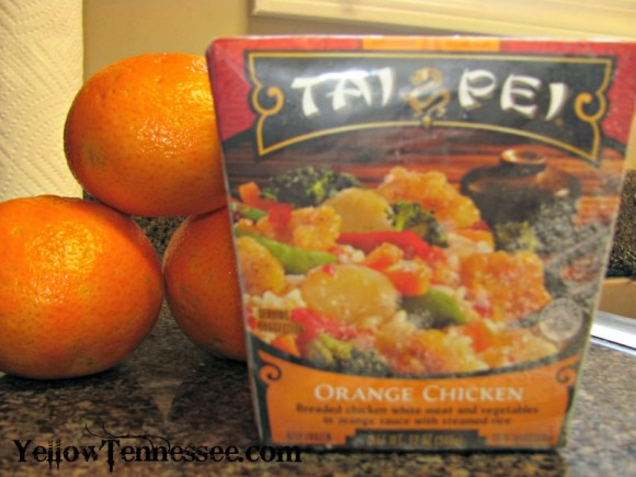 Tai Pei Orange Chicken