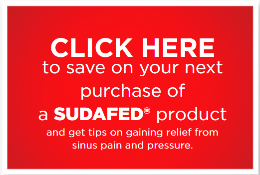 Sudafed coupon