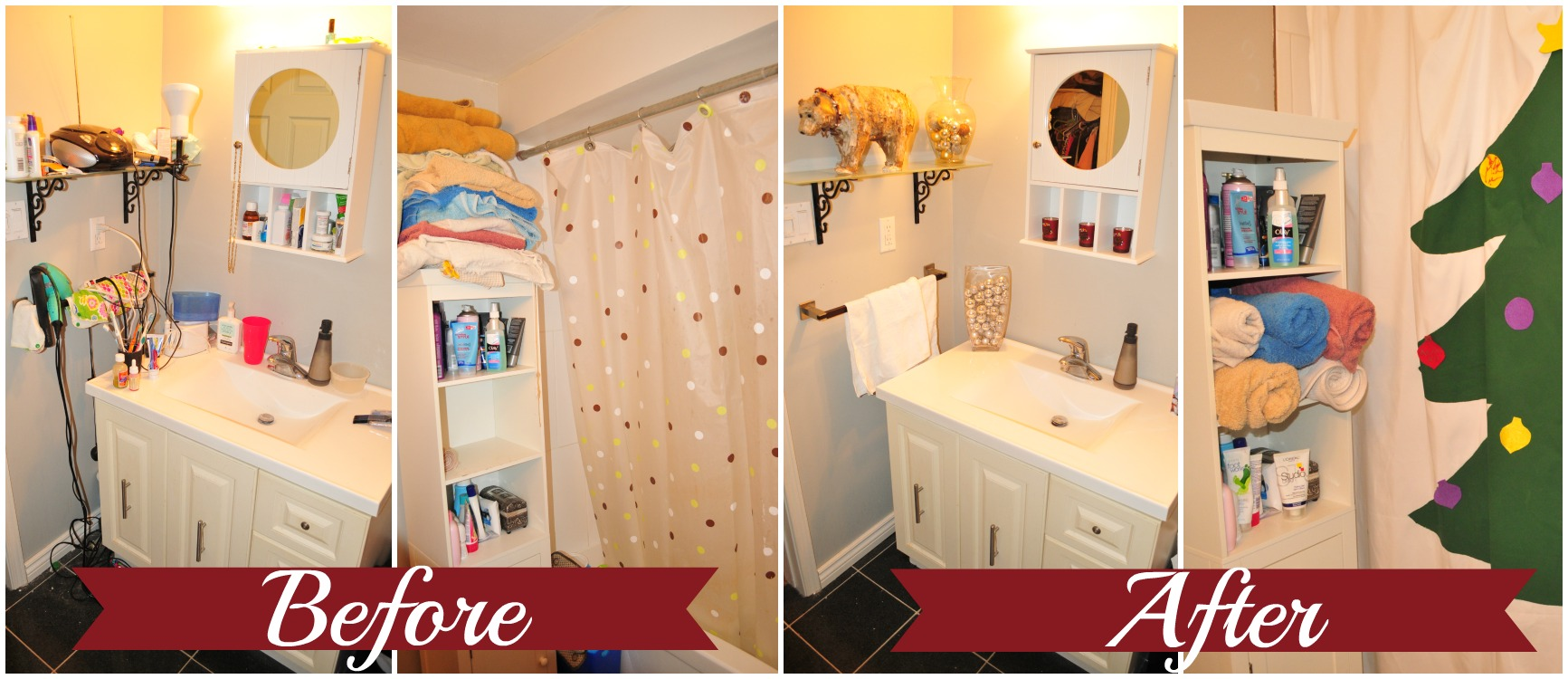How To Get Your Bathroom Guest Ready For Christmas Yellow Tennessee