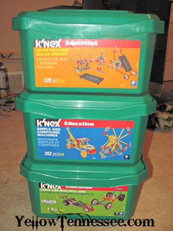 K'Nex Education Sets