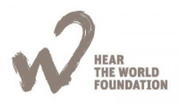 Hear the World logo
