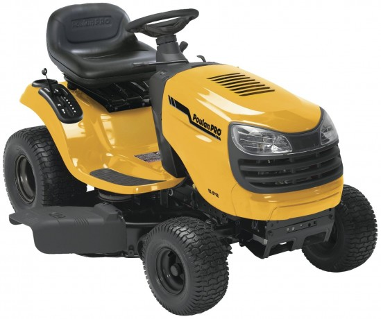 Poulan Pro Riding Lawn Mowers