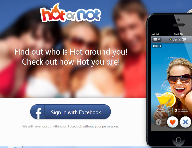 Dating hot or not