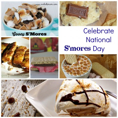 national smores day recipes