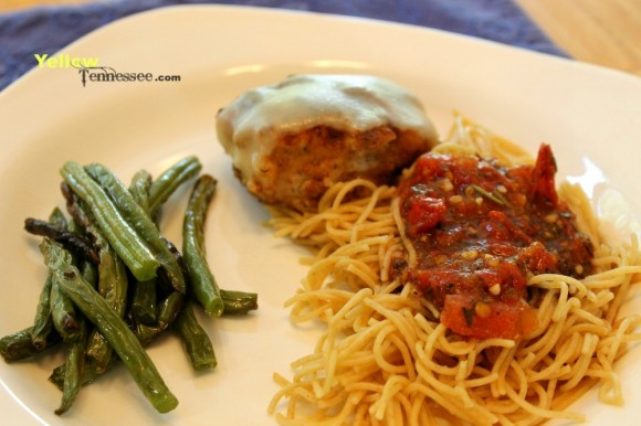 Heart Healthy Chicken Parm