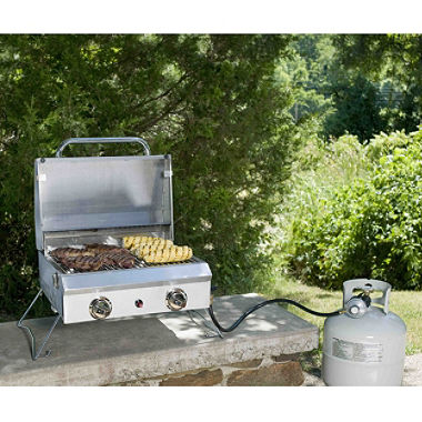Portable Stainless Steel Grill