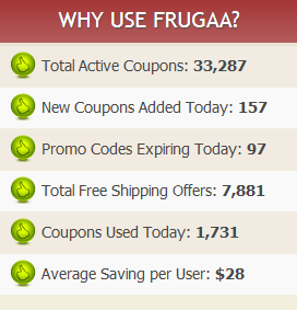 frugaa savings