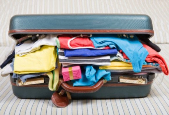 suitcase-of-clothes