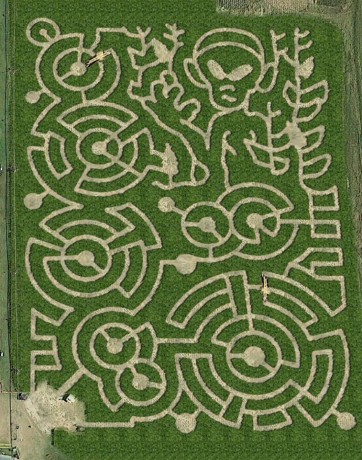Mid South Maze