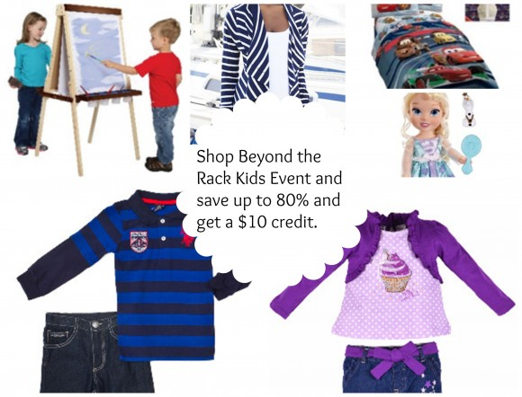 Shop the Beyond the Rack Kids Sale and save up to 80%