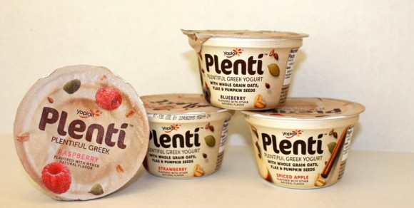Plenti yogurt