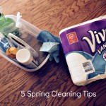 5 Tips for Spring Cleaning.