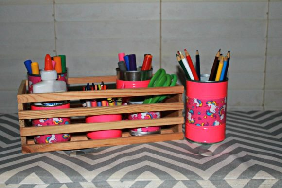 DIY Craft Caddy