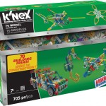 Build Something This Christmas with K'Nex #Giveaway