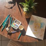 How to get creative in your own home